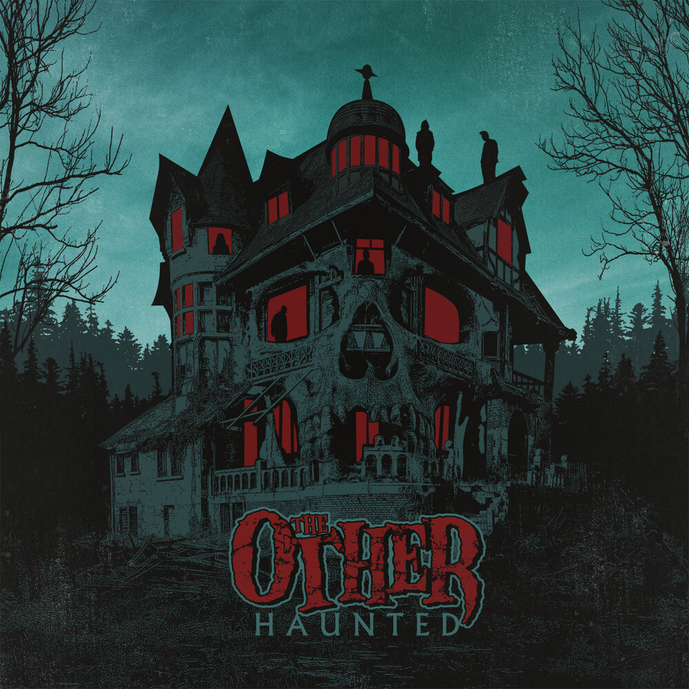 Other - Haunted (Clear Red/Turquoise Splatter Vinyl) (Ltd)