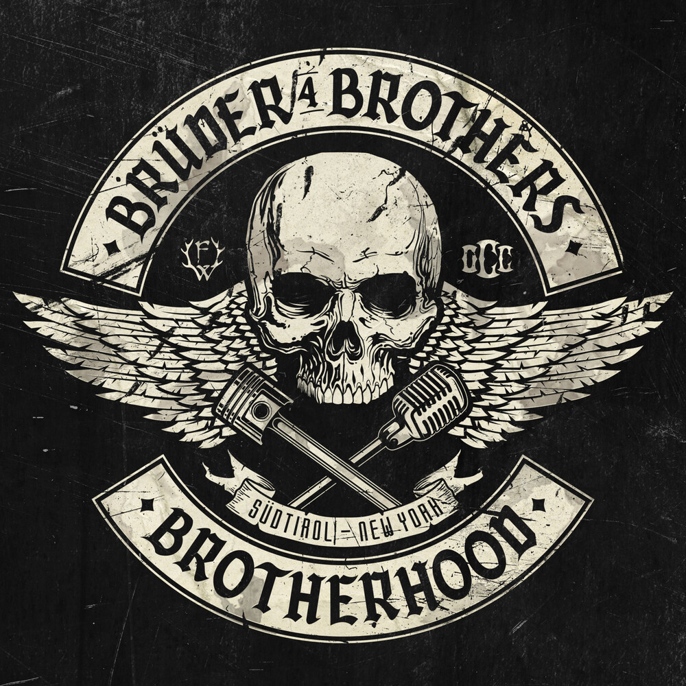 Bruder4brothers FreiWild/Orange County Choppers - Brotherhood [Digipak]