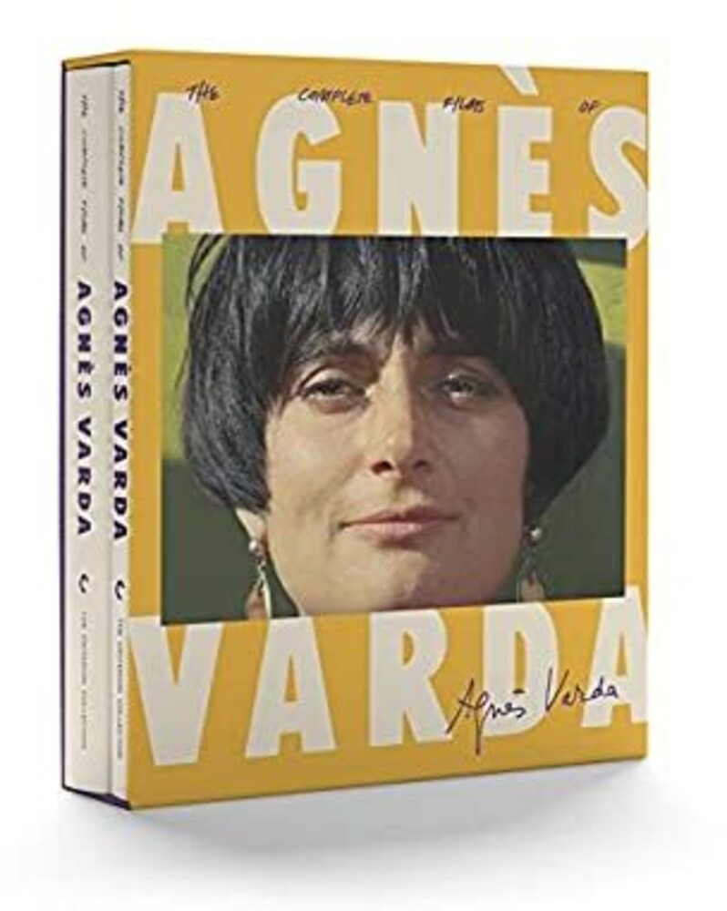- Criterion Collection: Complete Films Of Agnes Vara