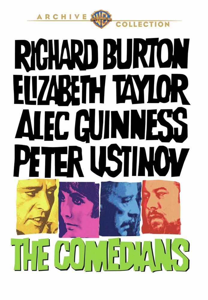 - Comedians (1967) / (Full Mod Amar Sub)