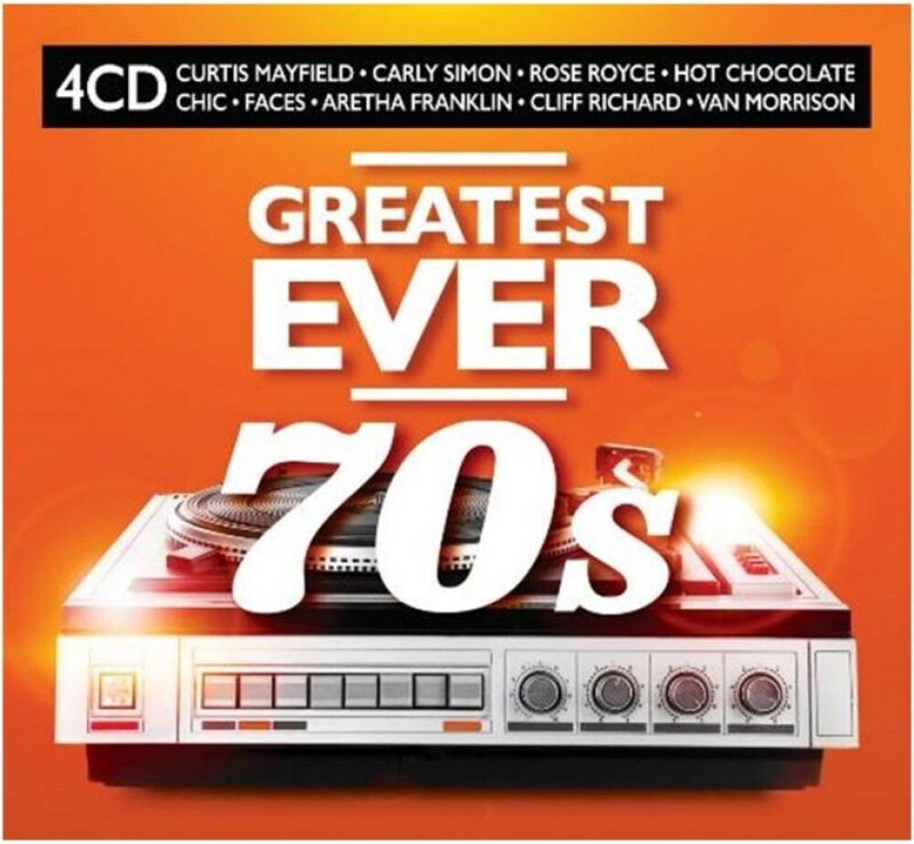 Greatest Ever 70s / Various - Greatest Ever 70s / Various (Uk)
