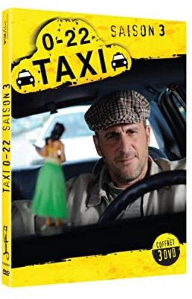 - Taxi 0-22: Season 3 (3pc) / (Can)
