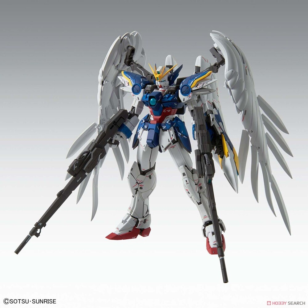 Bandai Hobby - Bandai Hobby - Endless Waltz - Wing Gundam Zero (EW) Version Ka,Bandai Spirits MG 1/100