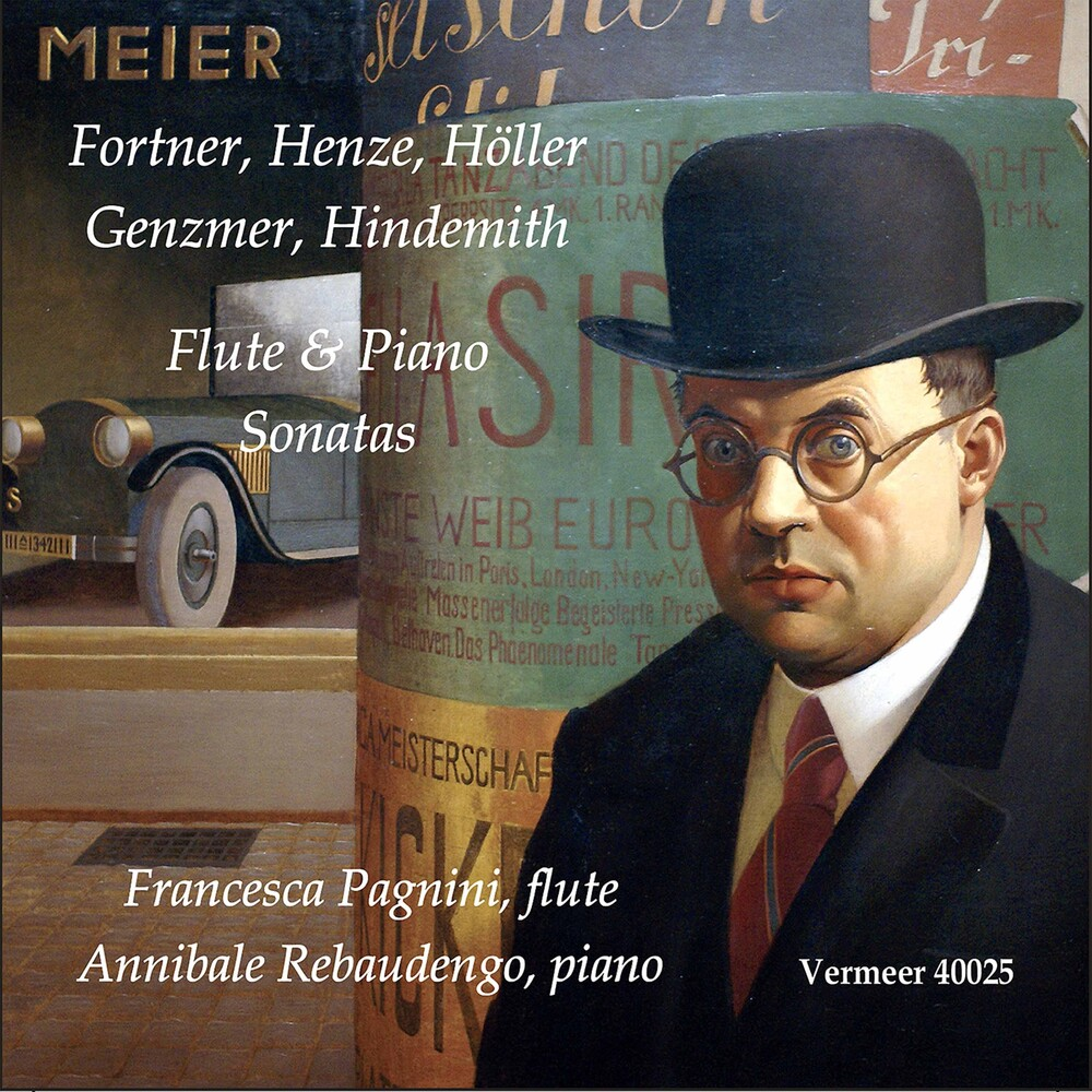 Francesca Pagnini - Flute & Piano Sonatas
