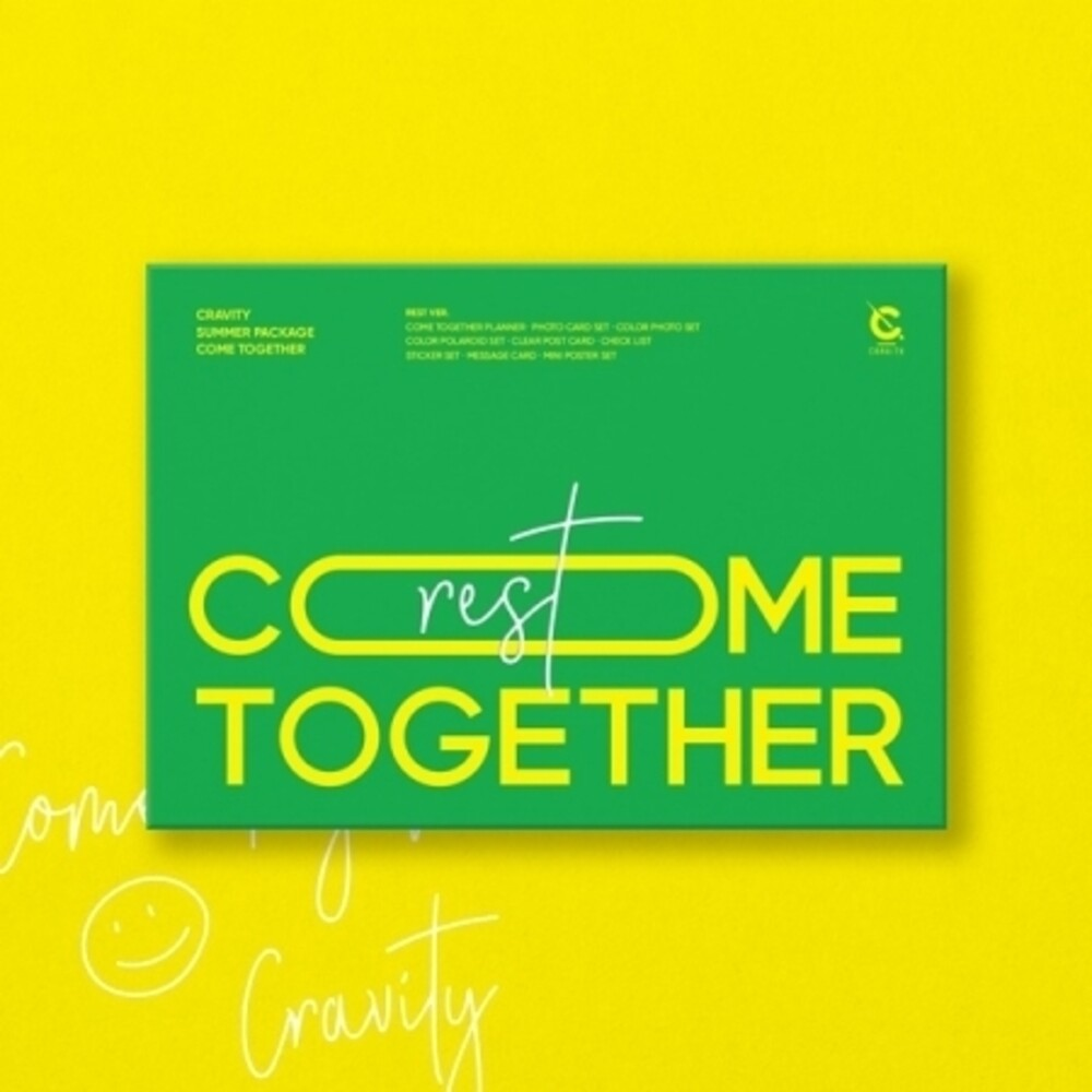 - Cravity Summer Photobook: Come Together (Rest)
