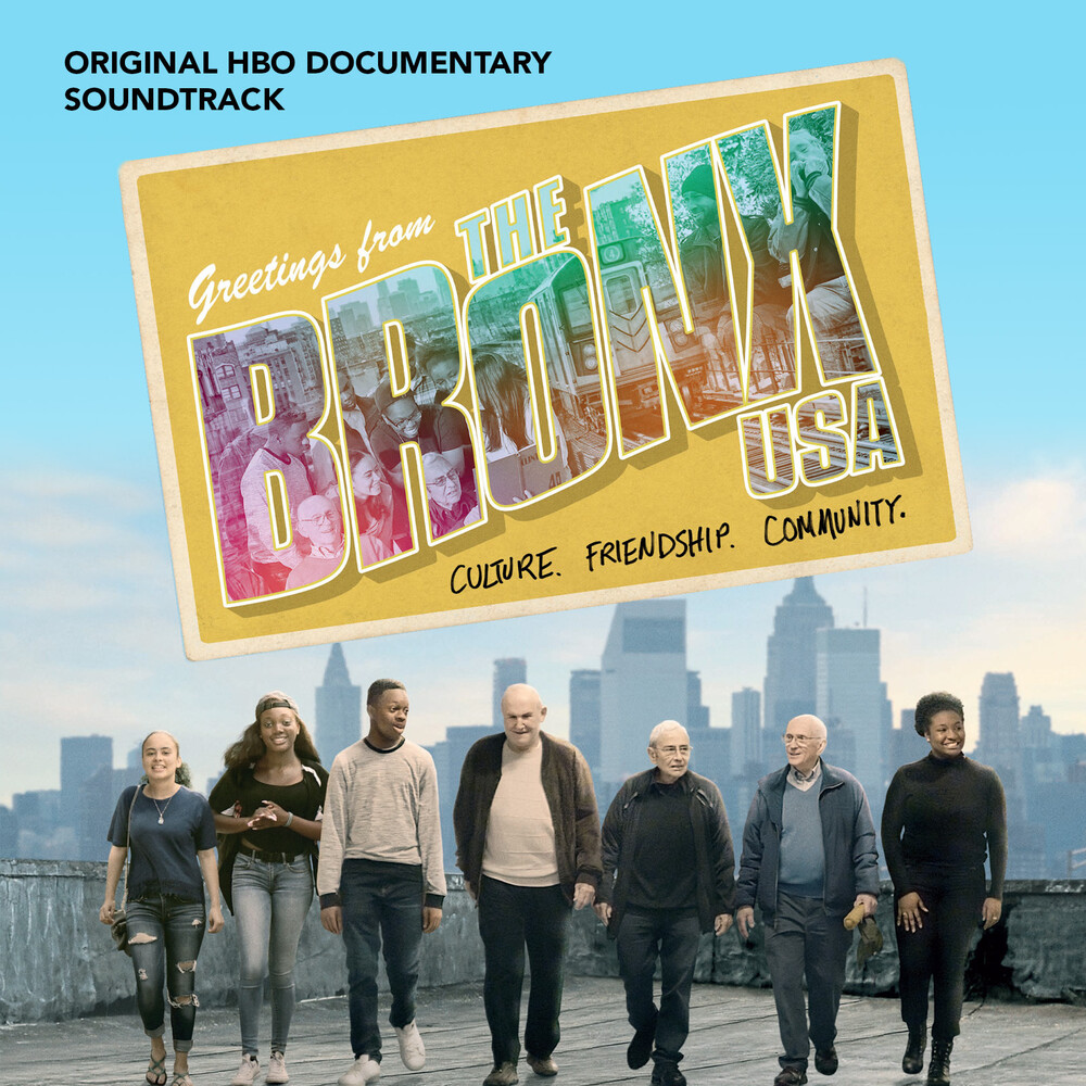 Bronx USA / Original Hbo Documentary Soundtrack - Bronx U.S.A. / Original Hbo Documentary Soundtrack