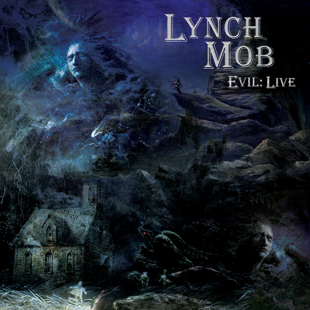 Lynch Mob - Evil: Live [Reissue]