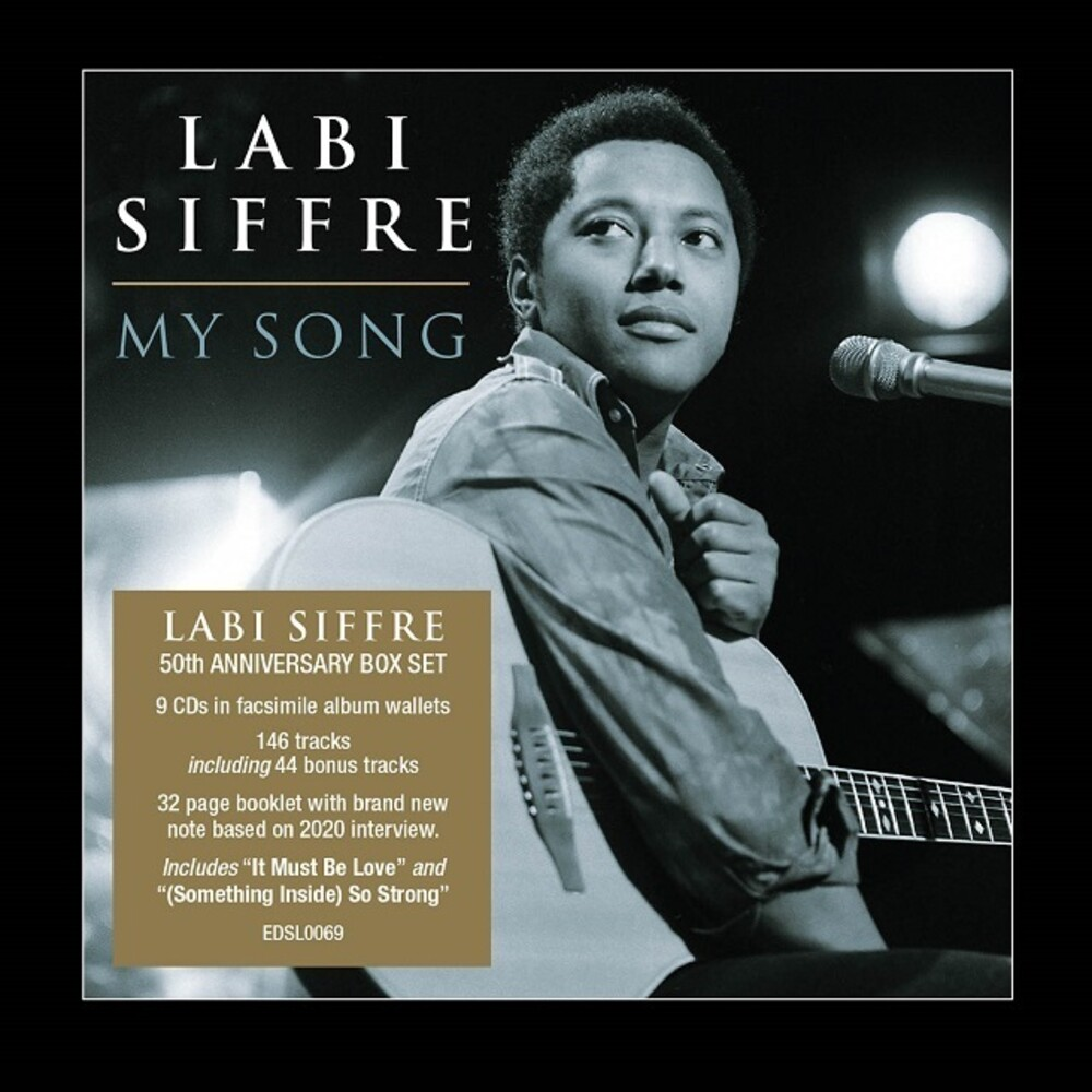 Labi Siffre - My Song [50th Anniversary Box Set]