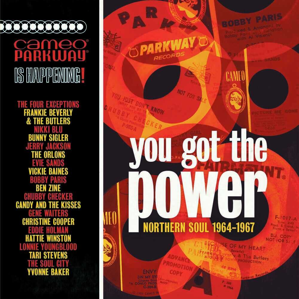 You Got The Power Cameo Parkway Northern / Var - You Got The Power: Cameo Parkway Northern Soul (1964-1967)