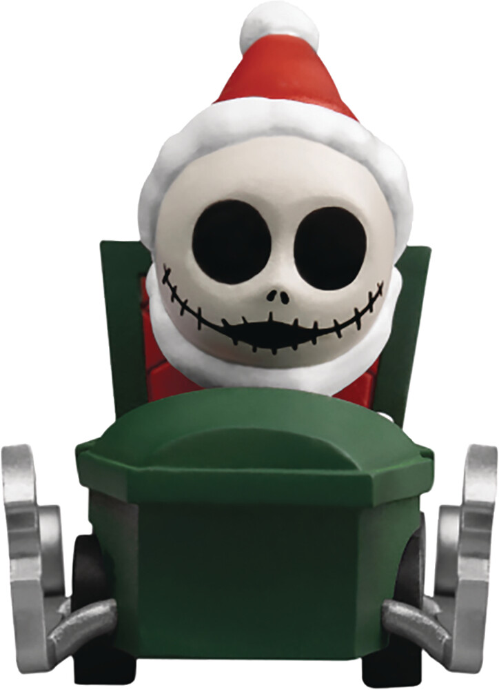 Good Smile Company - Good Smile Company - Nightmare Before Christmas - Pull Back Car SeriesSanta Jack Skellington