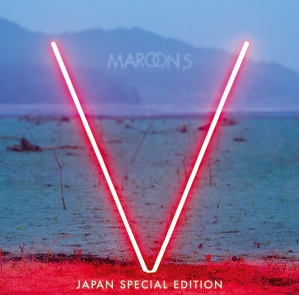 Maroon 5 - V: Japan Special Edition (Bonus Tracks) (Ltd)