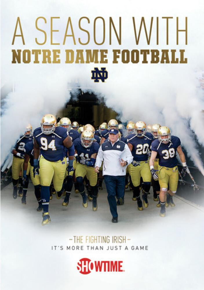 - Season With Notre Dame Football: Season 1 (3pc)