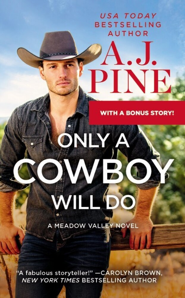 - Only a Cowboy Will Do: A Medow Valley: Includes a bonus novella