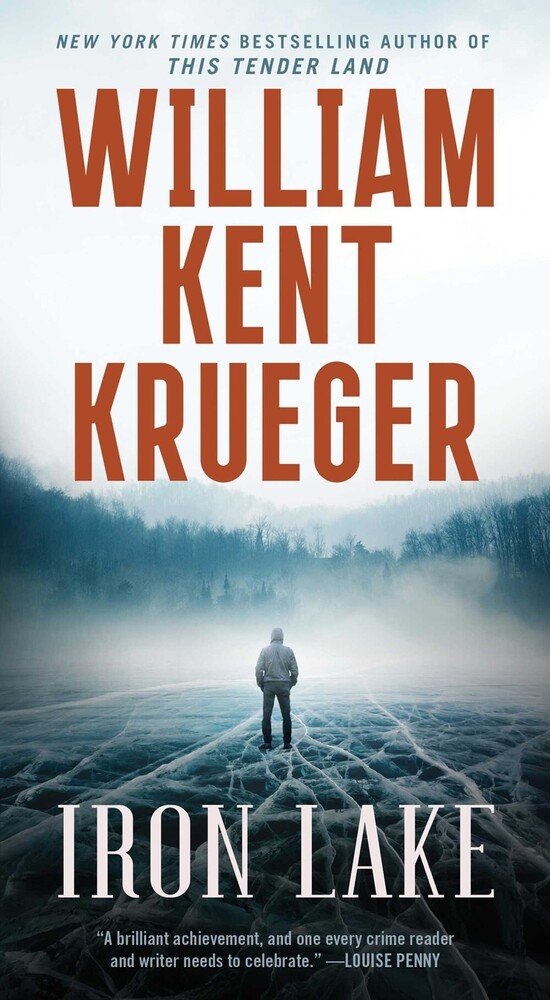 Krueger, William Kent - Iron Lake: A Cork O'Connor Mystery Novel