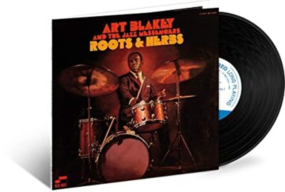 Art Blakey & The Jazz Messengers - Roots And Herbs (Blue Note Tone Poet Series)