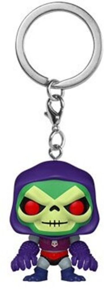 - FUNKO POP! KEYCHAIN: Masters of the Universe- Skeletor w/Terror Claws