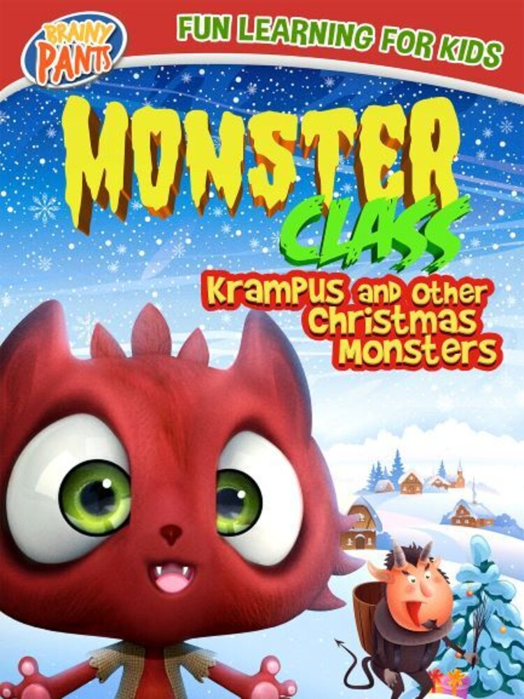 Cheryl Reder - Monster Class: Krampus and Other Christmas Monsters