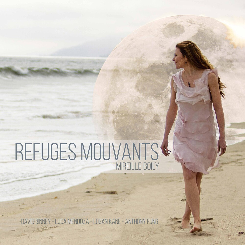Boily / Binney / Fung - Refuges Mouvants