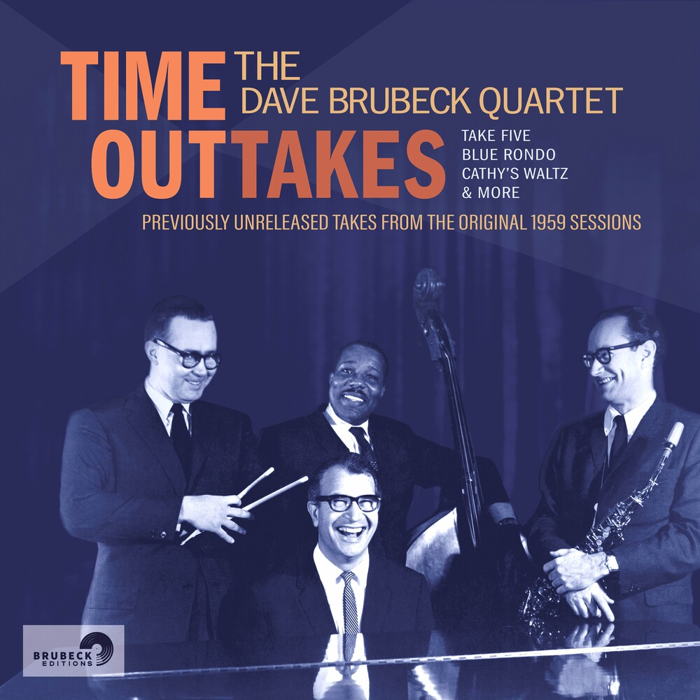 Dave Brubeck - Time Outtakes [LP]