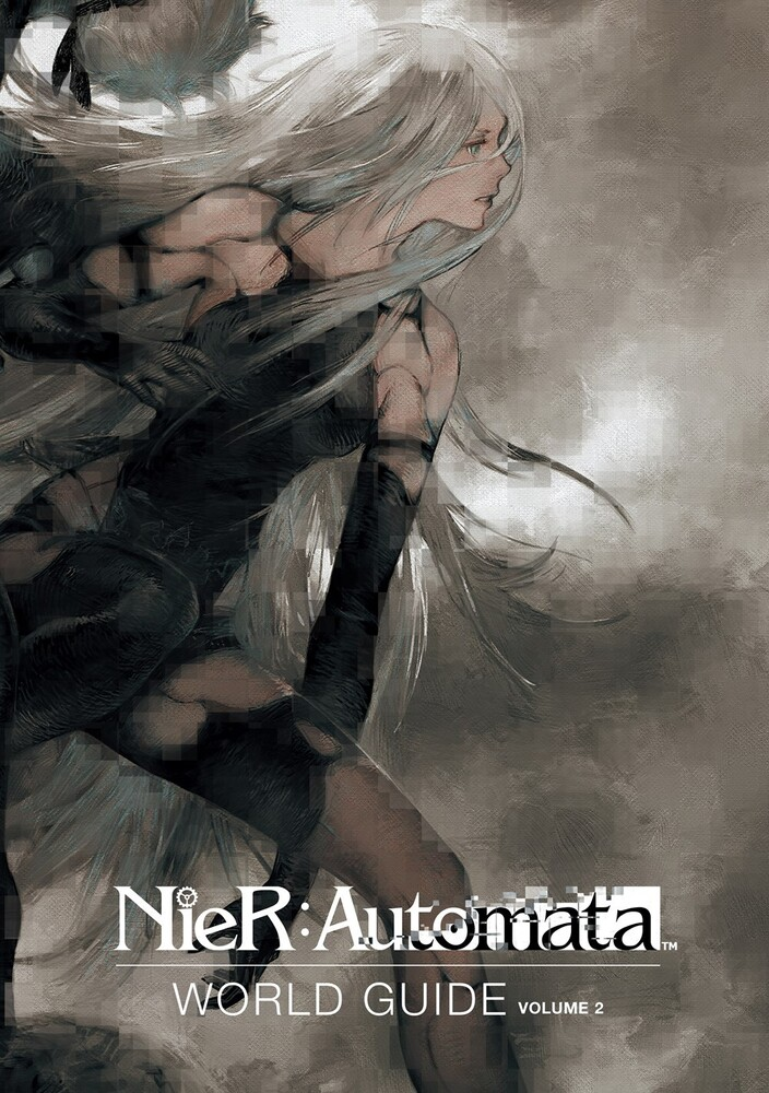 - NieR: Automata World Guide Volume 2