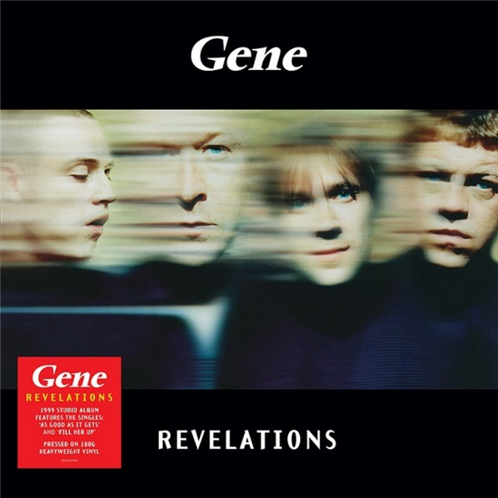 Gene - Revelations (Blk) [180 Gram] (Uk)