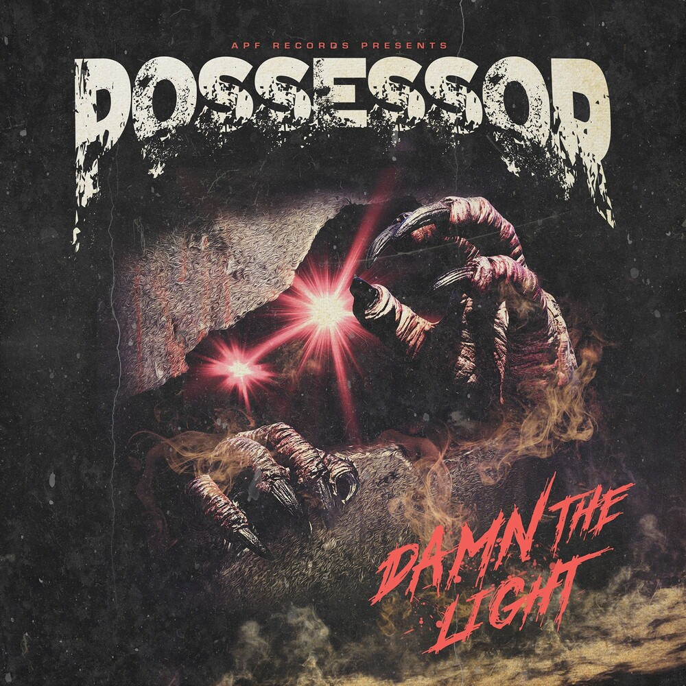 Possessor - Damn The Light (Uk)