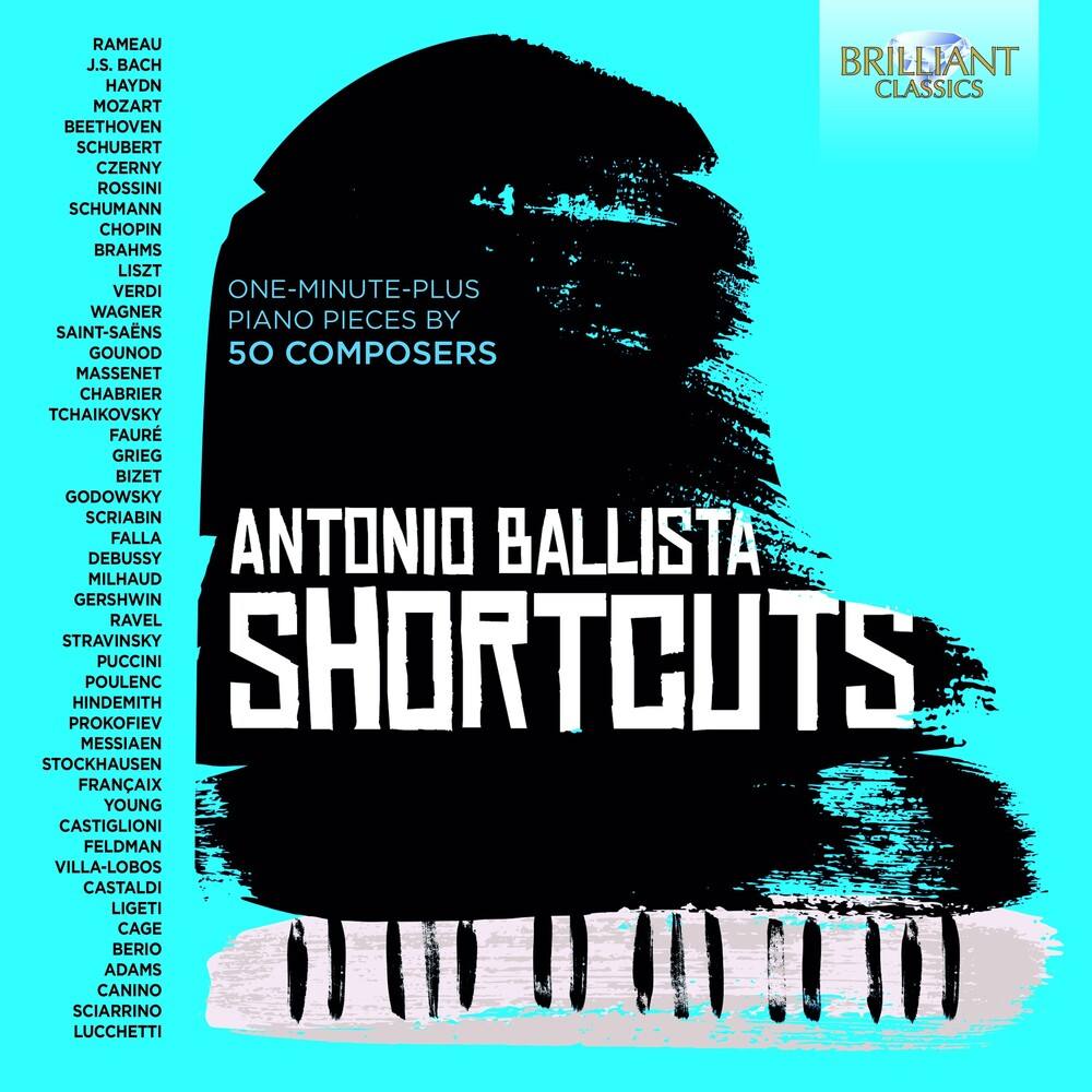 Antonio Ballista - Short Cuts / Various (2pk)