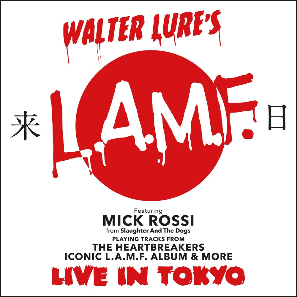 Walter Lure - Live In Tokyo