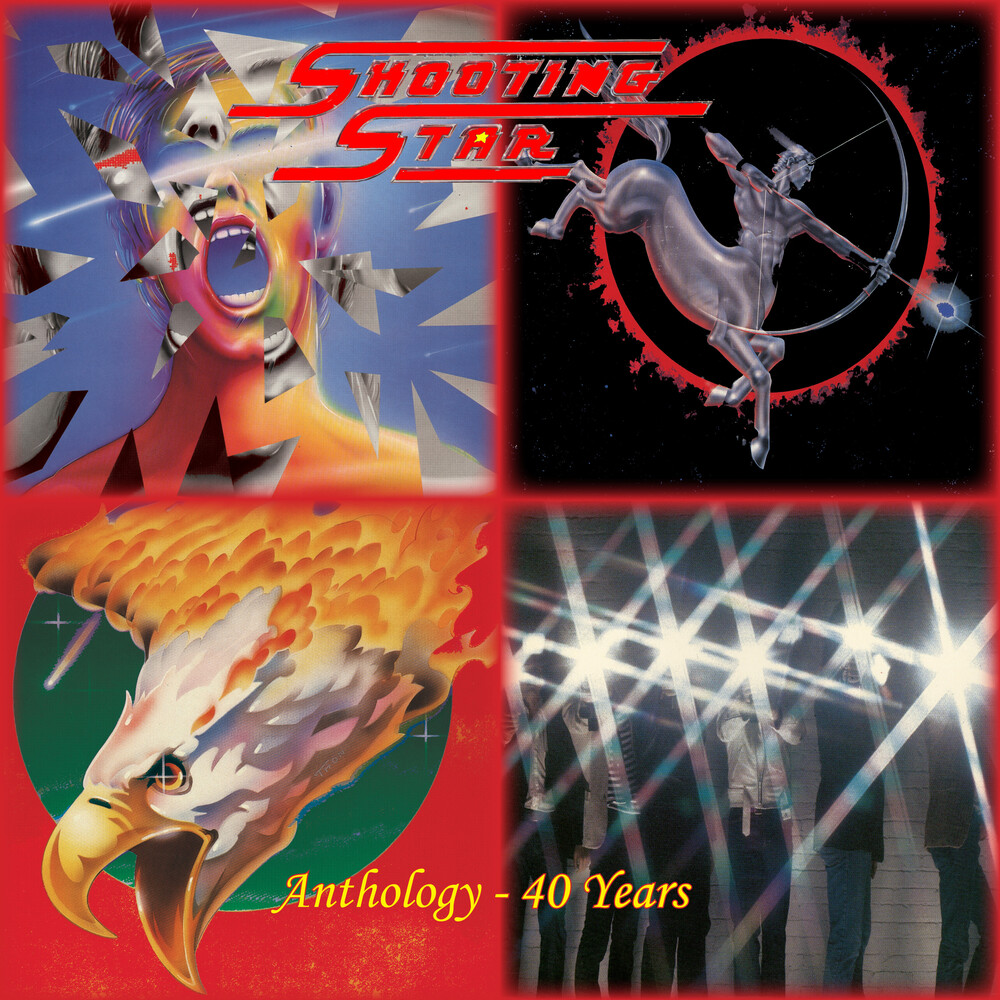 Shooting Star - Anthology - 40 Years