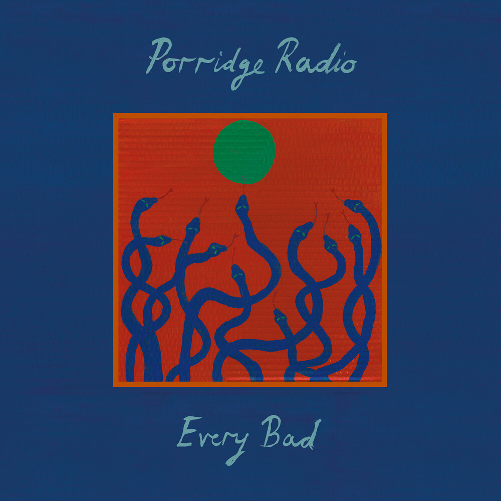 Porridge Radio - Every Bad (IEX) (Purple & Blue Nebula Vinyl)