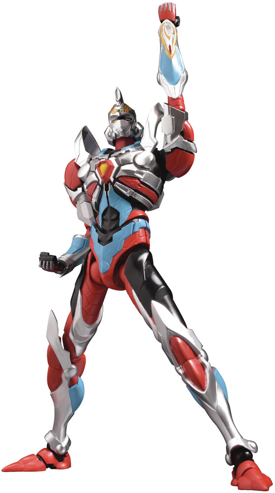 Passage - Passage - Hero Action Figure HAction Figure Gridman Anime Version