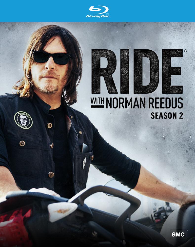 Ride with Norman Reedus: Season 2 - Ride With Norman Reedus: Season 2 (2pc)