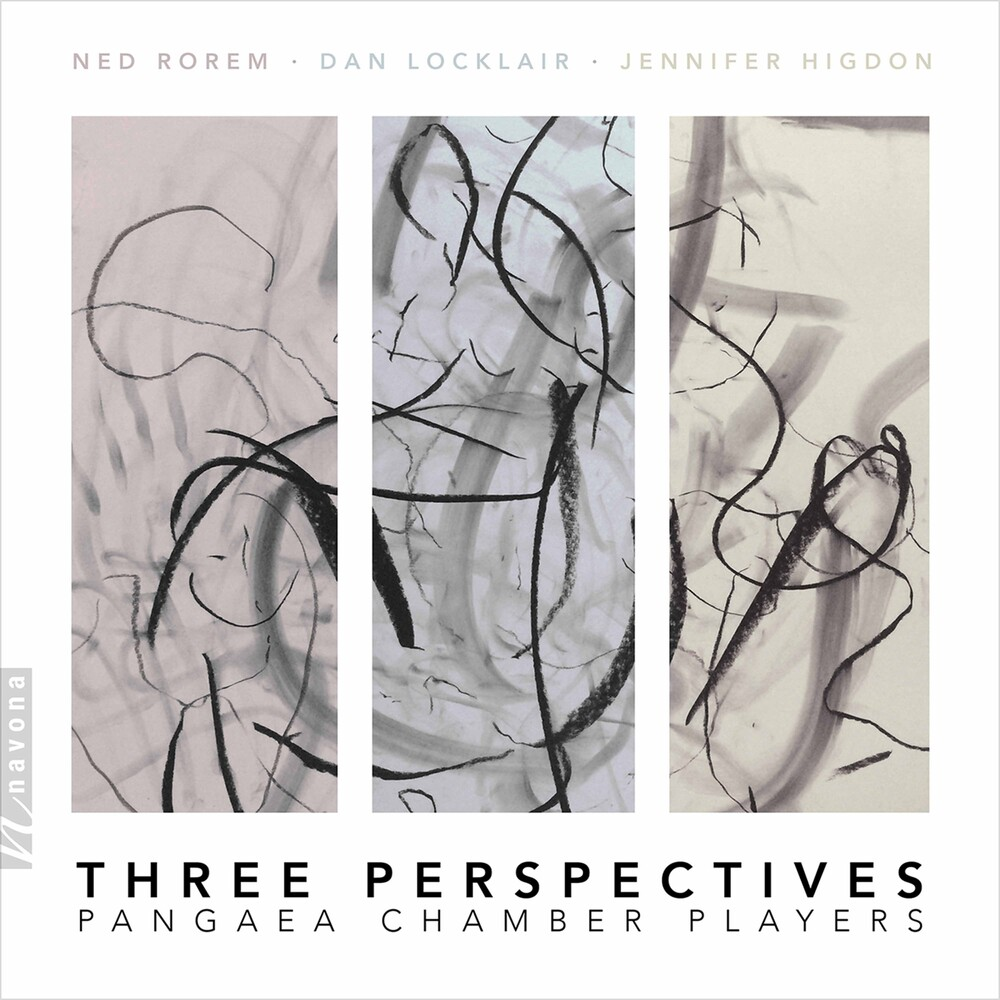 Higdon / Pangaea Chamber Players - Three Perspectives
