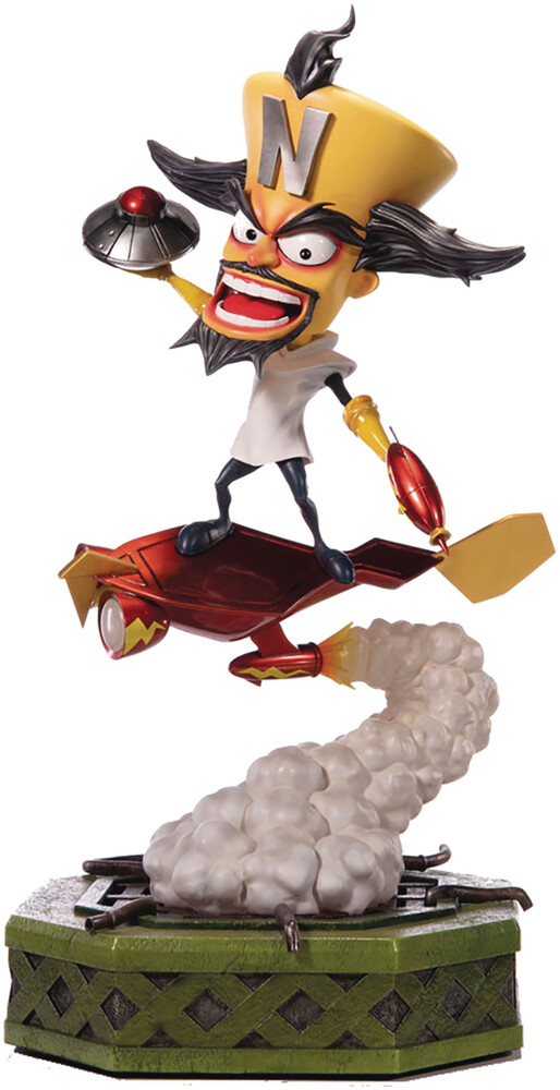 First 4 Figures - First 4 Figures - Crash Bandicoot Dr Neo Cortex Resin Statue (Net)