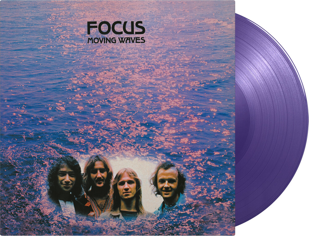 Focus - Moving Waves [Limited 180-Gram Purple Colored Vinyl]