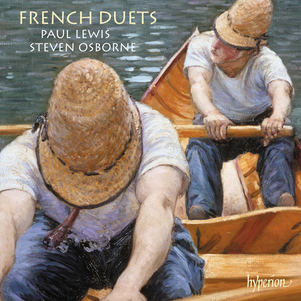 Steven Osborne  / Lewis,Paul - French Duets