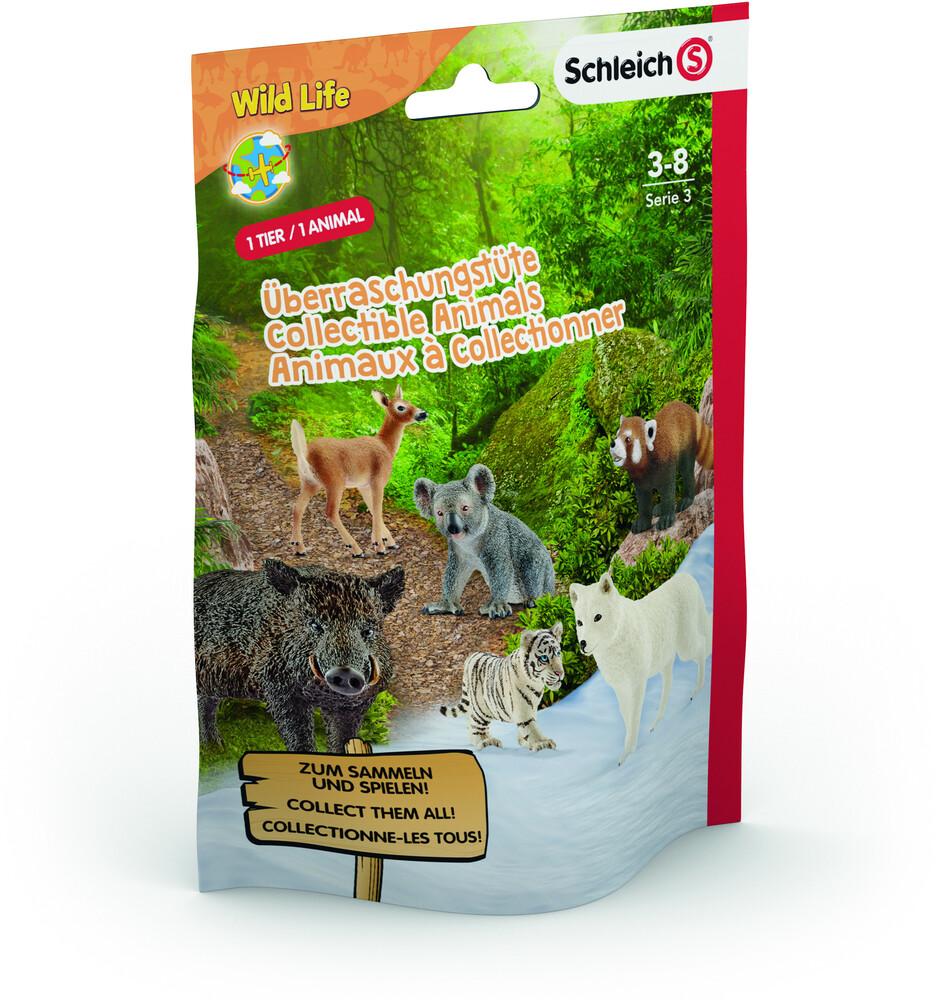 Schleich - Wild Life Xs Blind Bag
