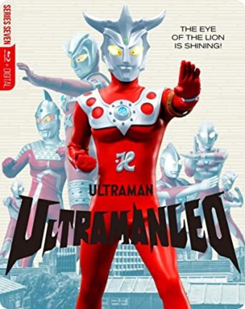 Ultraman Leo - Complete Series - Steelbook - Bd - Ultraman Leo - Complete Series - Steelbook - Bd