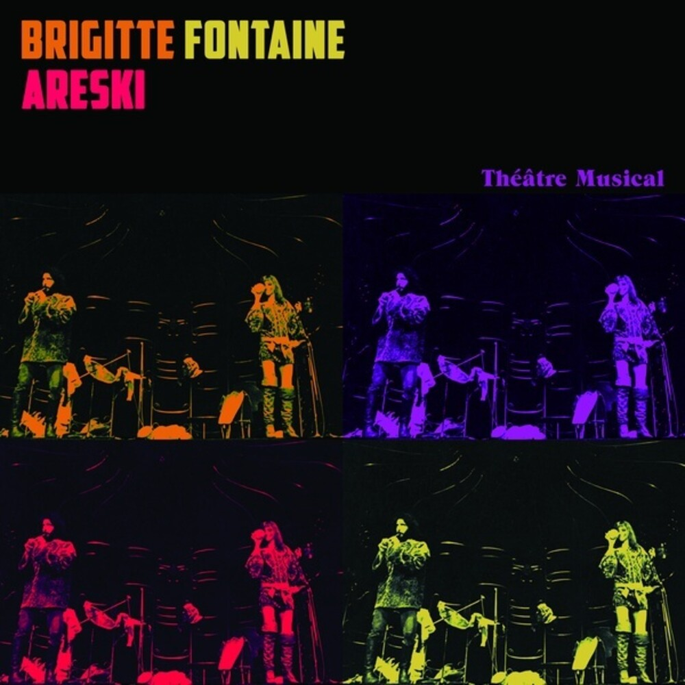 Brigitte Fontaine  / Areski - Theatre Musical