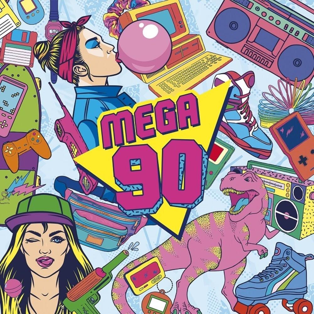 Mega 90 / Various - Mega 90 / Various