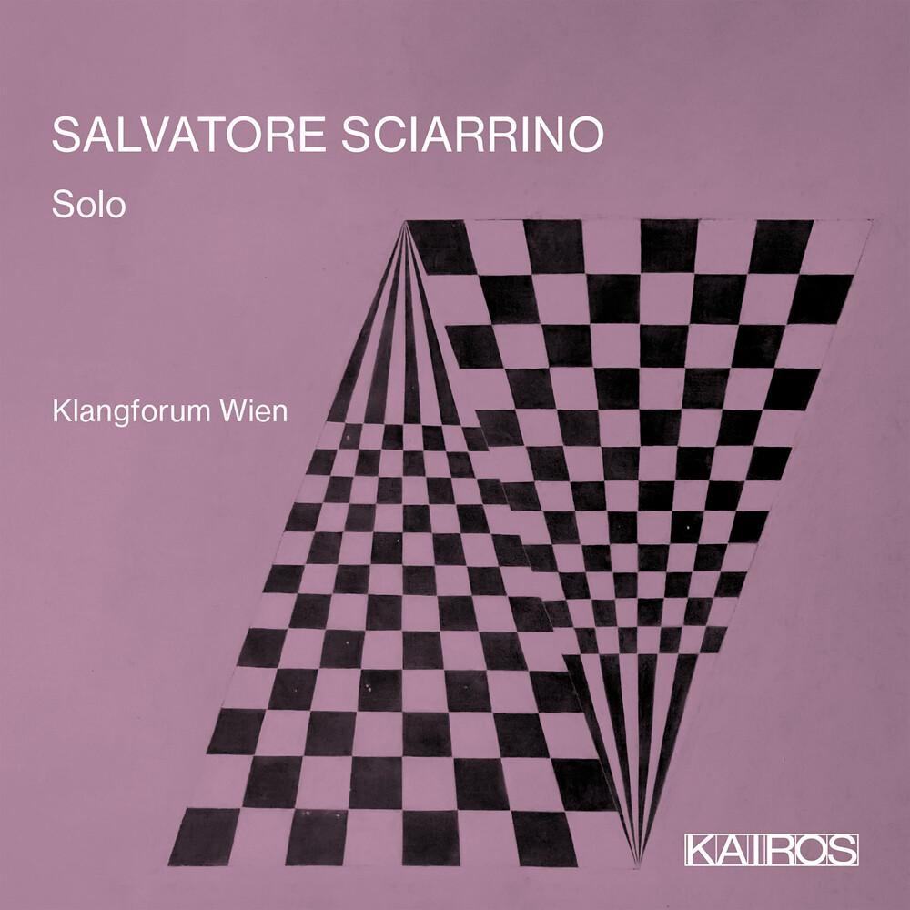 Klangforum Wien - Salvatore Sciarrino: Solo