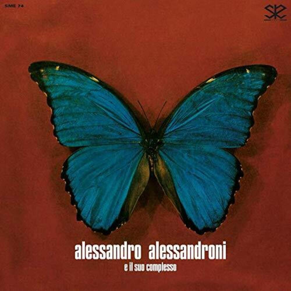 Alessandro Alessandroni  (Ita) - Alessandro Alessandroni E Il Suo Complesso / O.S.T