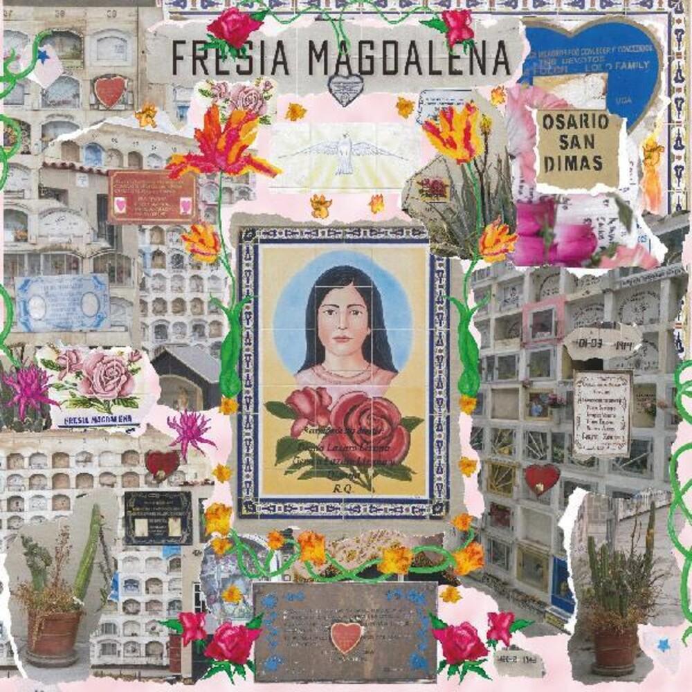 Sofia Kourtesis - Fresia Magdalena (Blk) (Ofgv) [Download Included]