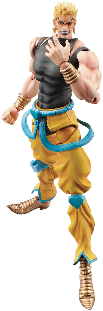 Good Smile Company - Good Smile Company - Jojos Bizarre Adventure Pt 3 Chozokado DioAwakening Action Figure