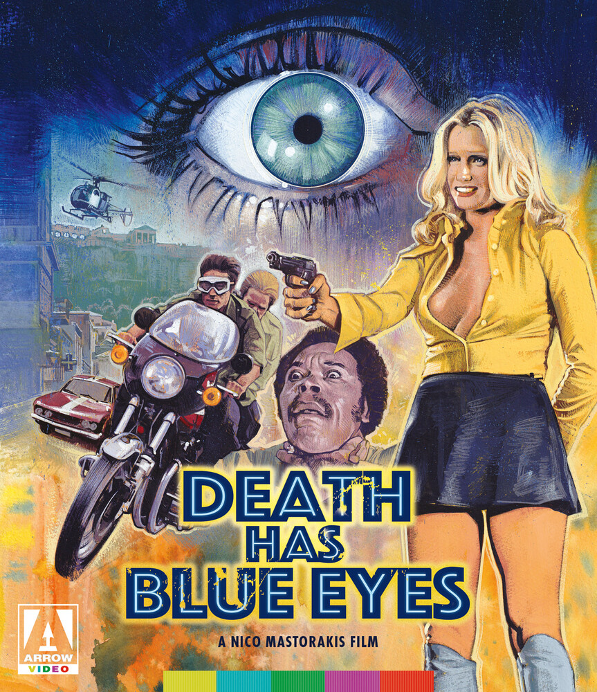 Death Has Blue Eyes - Death Has Blue Eyes (To Koritsi Vomva)