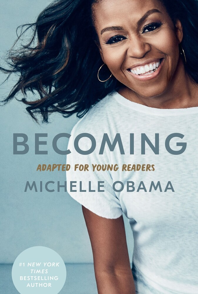 Obama, Michelle - Becoming: Adapted for Young Readers