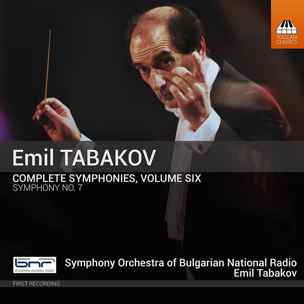 Tabakov - Complete Symphonies