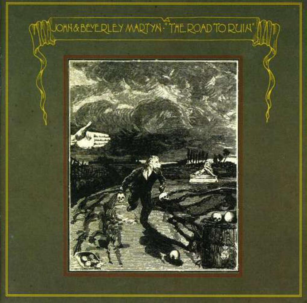 John Martyn  & Beverley - Road To Ruin (Bonus Track) [Reissue] (Jpn)