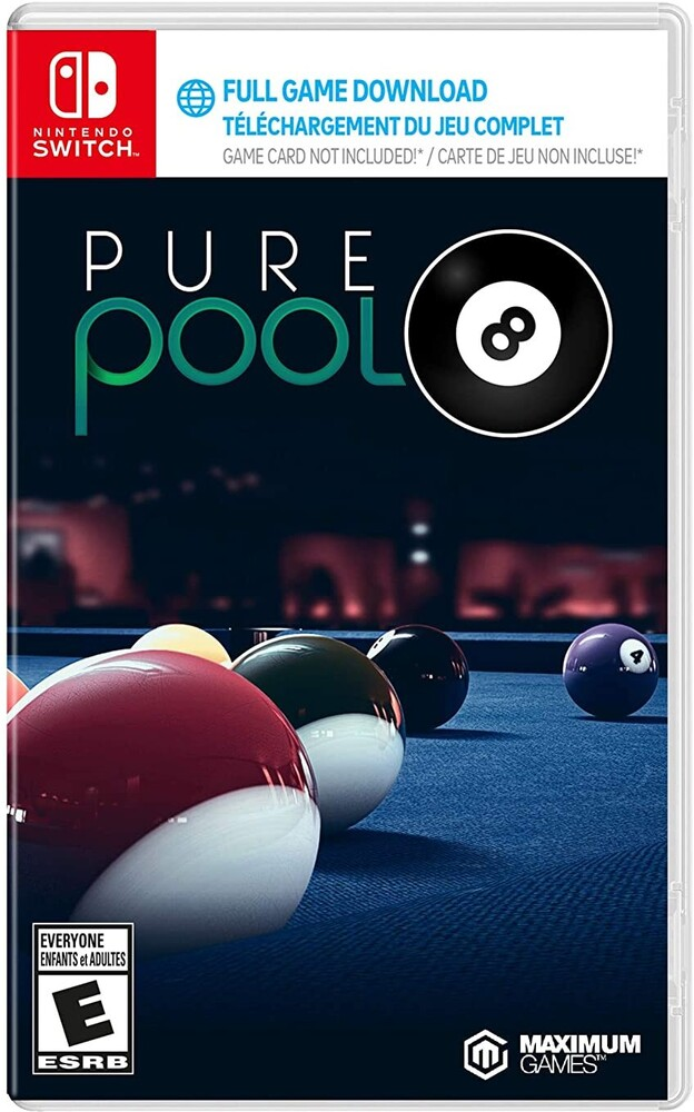 - Pure Pool for Nintendo Switch