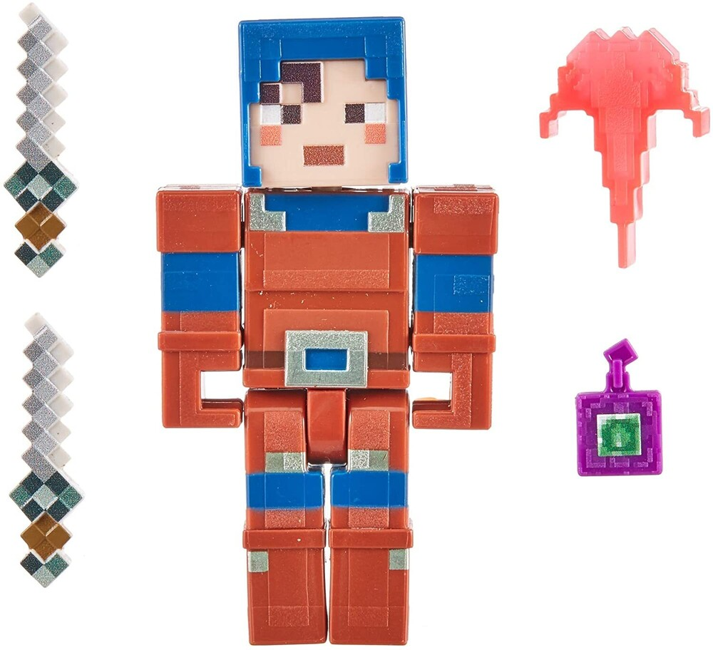 - Mattel Collectible - Minecraft Dungeons 3.25 Hex